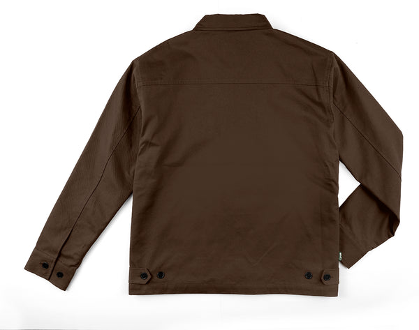 "8FIVE2 ""NEWMAN"" jacket Brown"