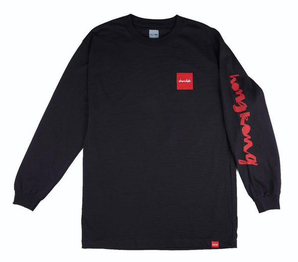 8FIVE2 / Chocolate Chunk Hong Kong L/S Tee