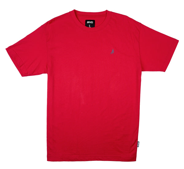 8FIVE2 Boatica S/S Tee Red