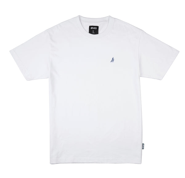 8FIVE2 Boatica S/S Tee White