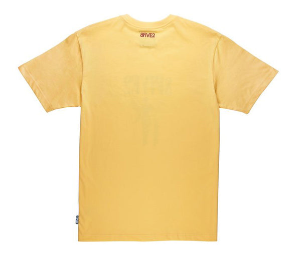 8FIVE2 Utero S/S Tee Banana
