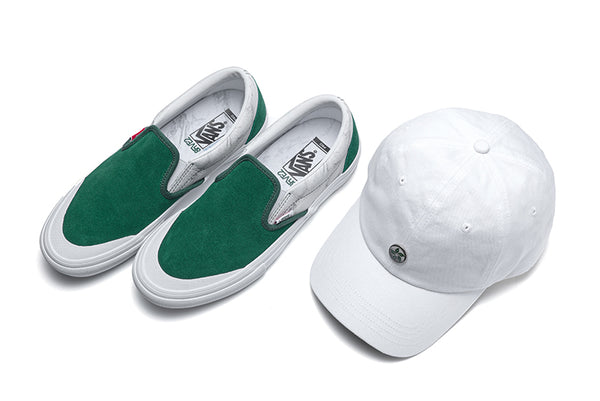 8FIVE2 x Vans 8th Shoes SLIP ON PRO for 20th Anniversary
