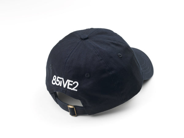 85IVE2 N852 B Cap Curved bill - Navy