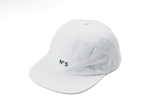85IVE2 N852 A Cap Flat bill - White