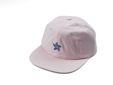 85IVE2 City Emblem A Cap Flat bill - Light Pink
