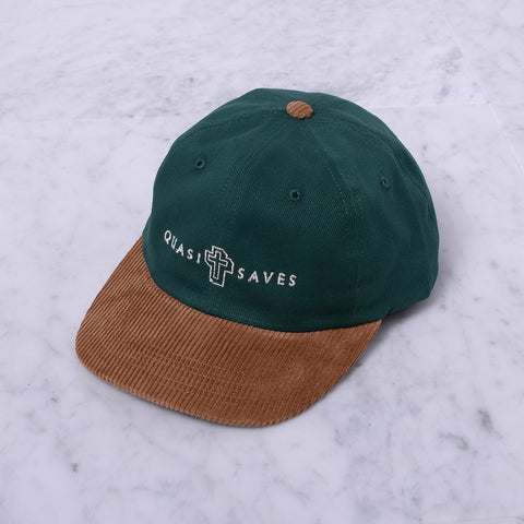 Quasiskateboards Believe 6-Panel Spruce