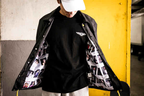 8FIVE2 BA WU ER COACH JACKET