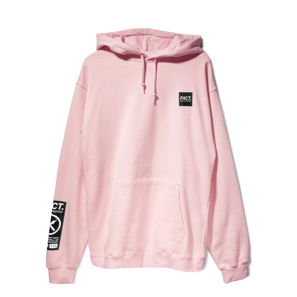 FACT Box Logo Pink