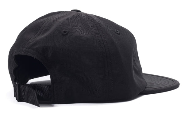 Fucking Awesome Stamp 6 Panel Snapback Cap Black