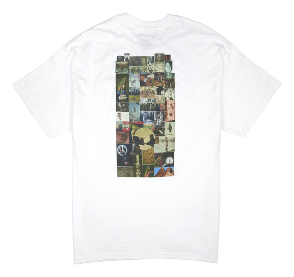 Fucking Awesome Collage Pocket S/S Tee White