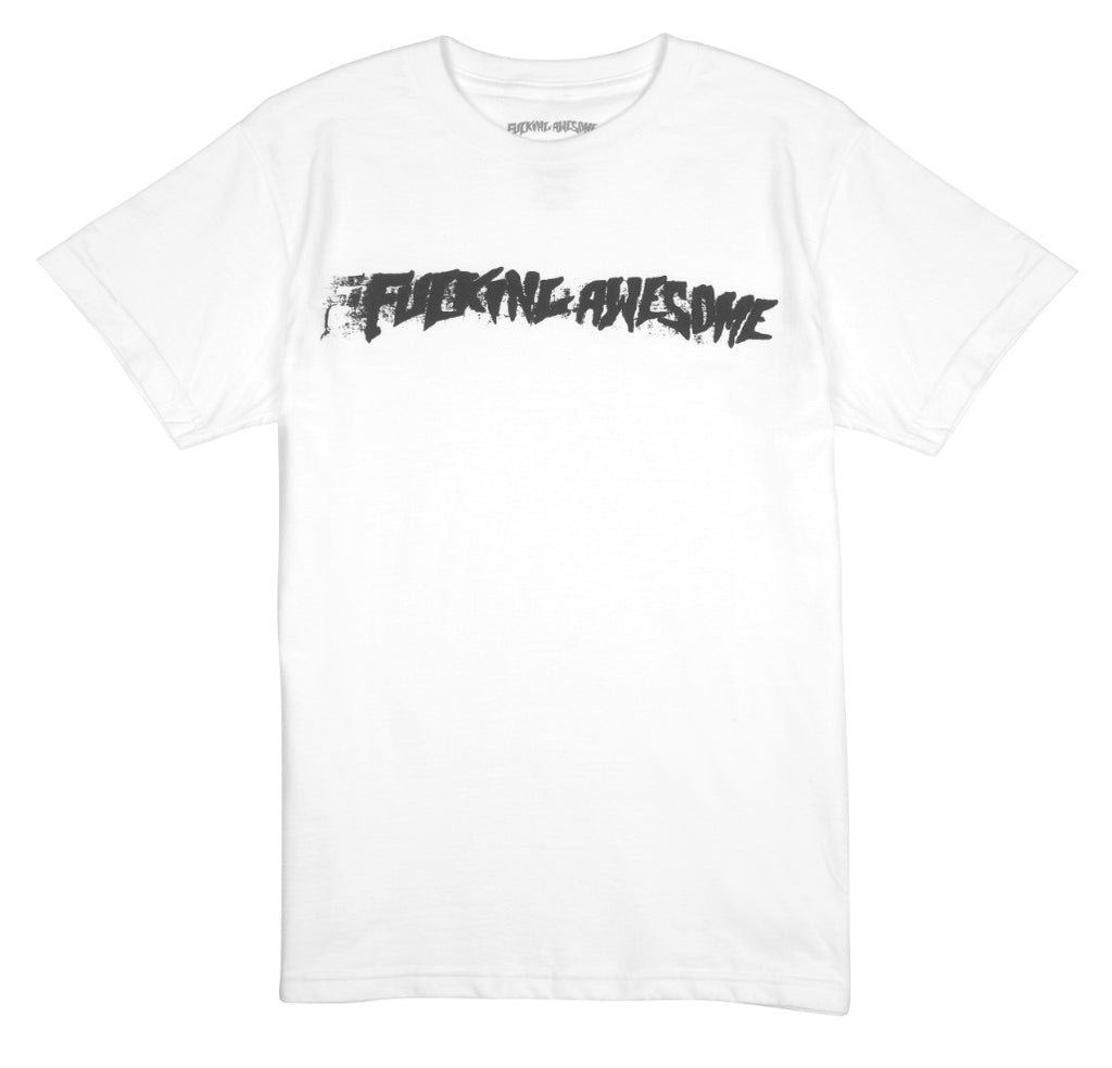 Fucking Awesome Stamp S/S Tee White