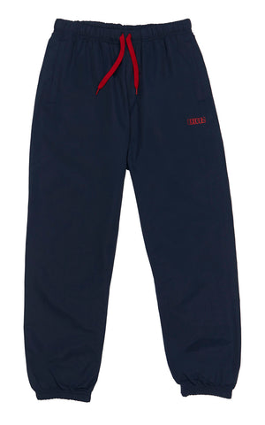 8FIVE2 HMFK VACA TRACK PANTS NAVY