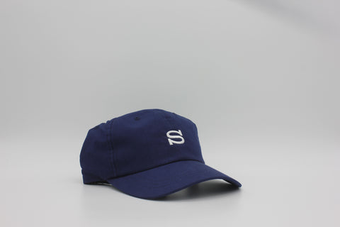 Stussy Cotton Nylon Cap Navy