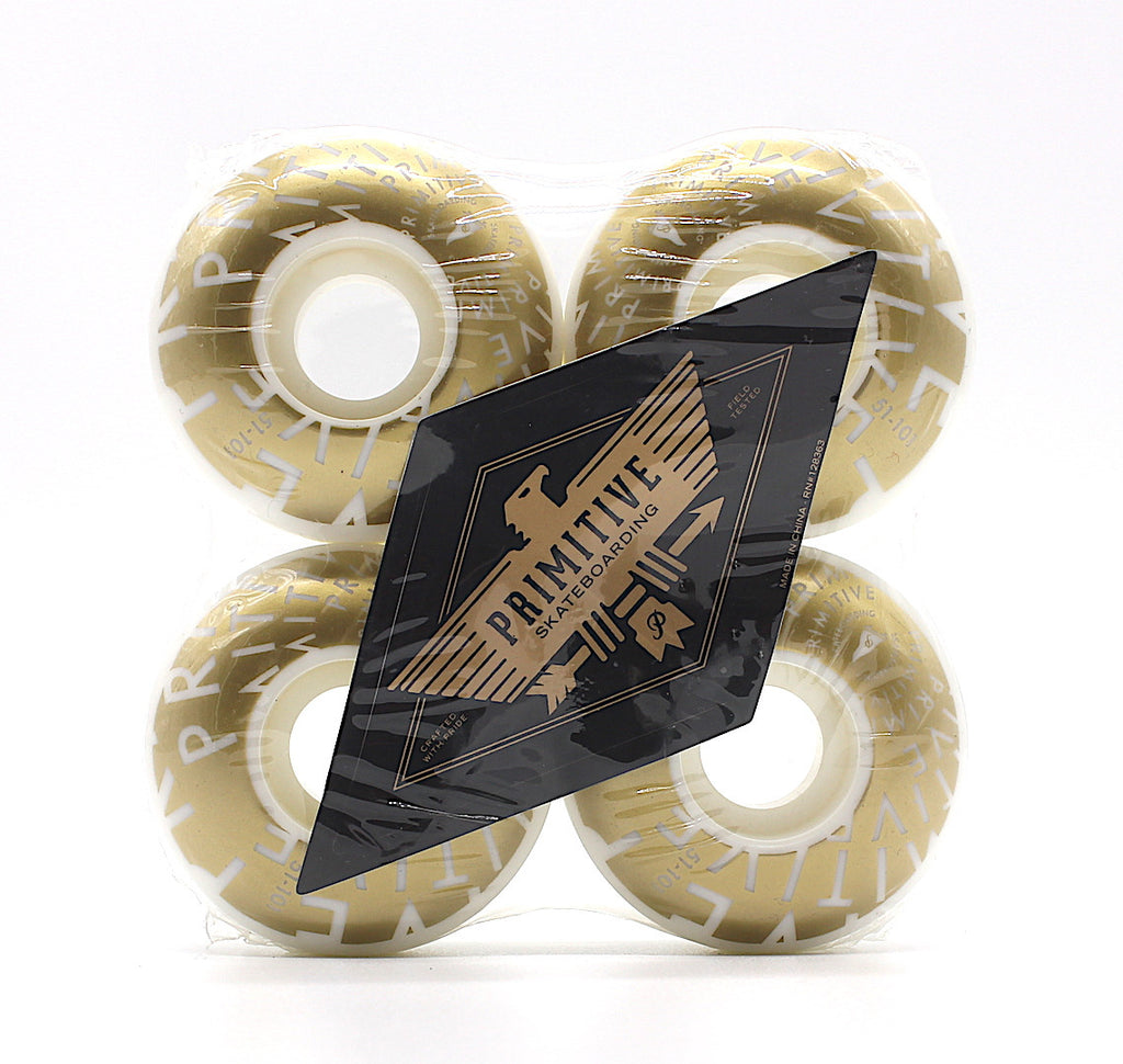 Primitive Logo Wheels