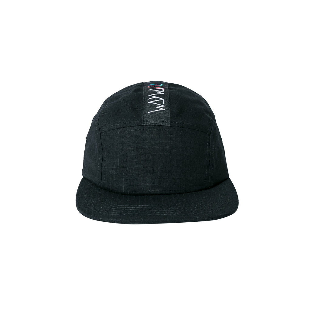 waywardwheels The Plug Tech Hat Black
