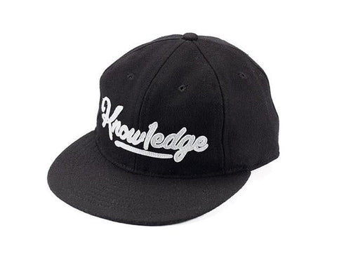 Know1edge x Ebbets Field Applique Cap Snapback Wool