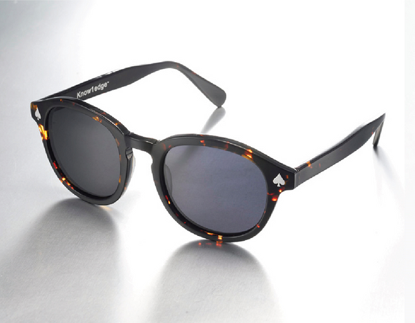 Know1edge Sun Spade Sunglasses in Tortoise Shell