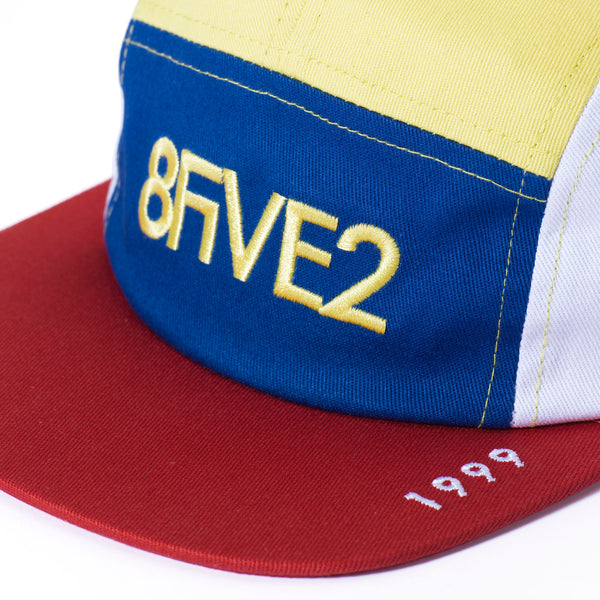 8FIVE2 The Margie 5 panel cap