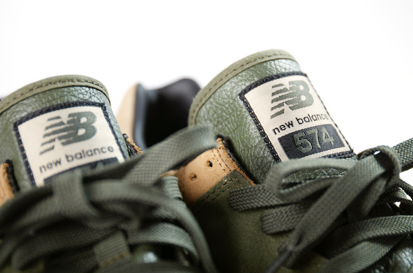 8FIVE2SHOP / NB# AM574EFT Shoes Code Breaker