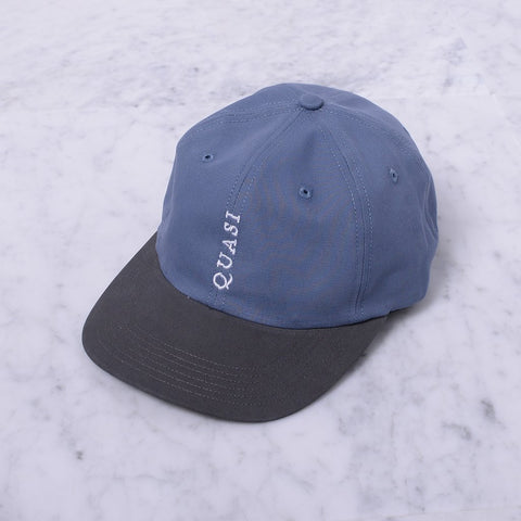 Quasiskateboards  Trademark 6-Panel Slate
