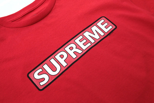Powell Peralta Supreme S/S Tee Red