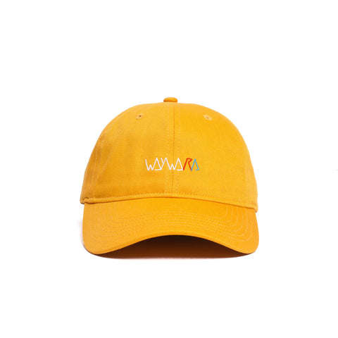 waywardwheels Pinger Hat Gold