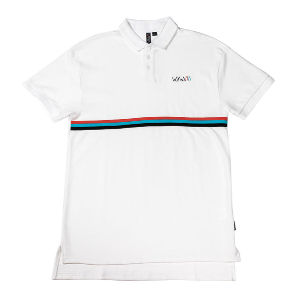 waywardwheels Ninety One Polo Shirt