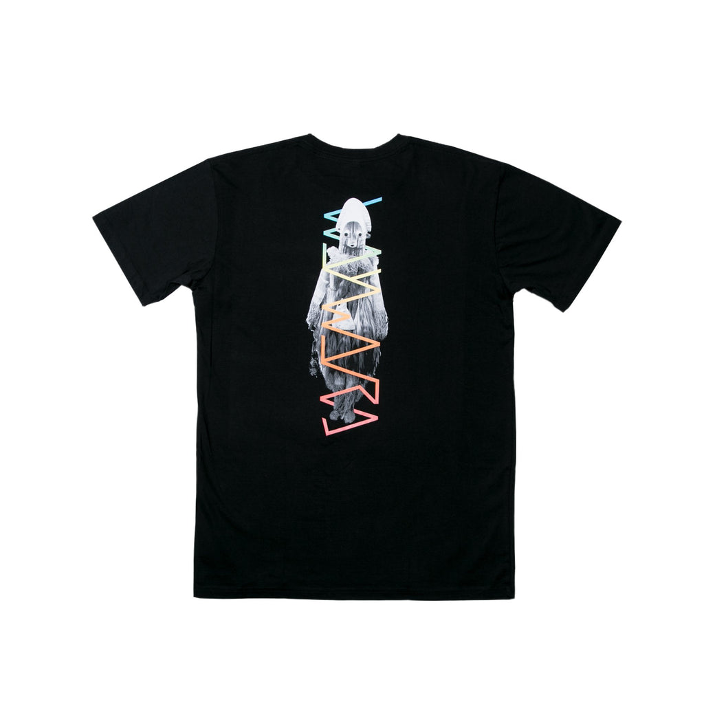 waywardwheels Med Man Tee Black