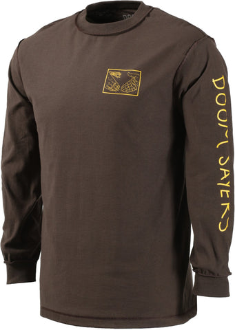 Doomsayer Snake Shake L/S Tee Brown