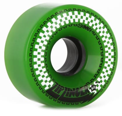 Krooked	Zip Zinger Wheels 58mm
