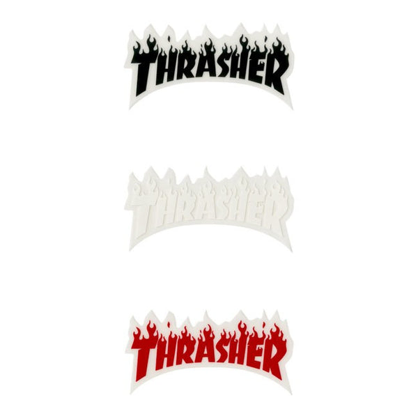 THRASHER Die Cut (Small) sticker
