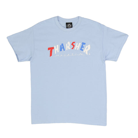 Thrasher Knock Off  S/S Tee