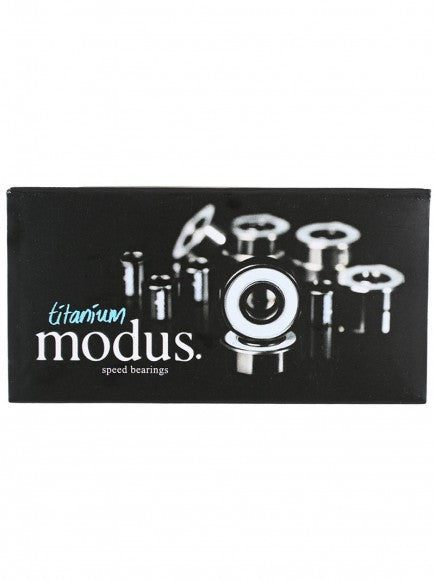 Modus Titanium Bearings
