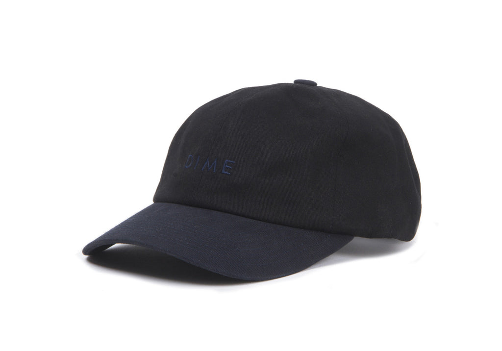 DIME short brim Panel Hat