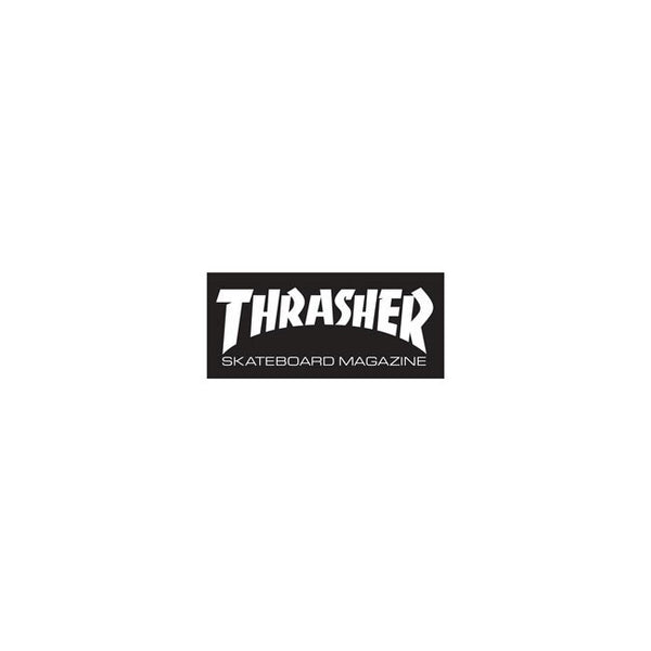 THRASHER  Mag Logo Sticker