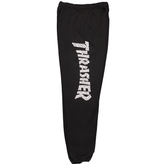 Thrasher Skull  Sweatpants - Black