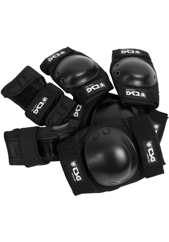 TSG Complete Protection Set Black