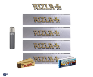 The Silver Rizla Subscription