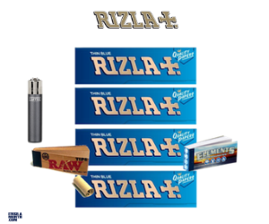 The Blue Rizla Subscription