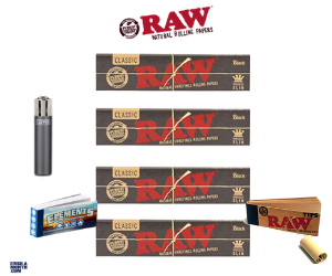 The RAW Black Subscription