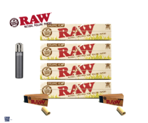 The Raw Organic Hemp Subscription