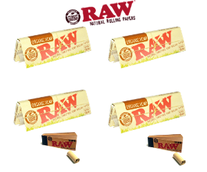 RAW Organic Hemp 1-1/4 Subscription