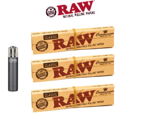 RAW Classic Connoisseur Pack Subscription