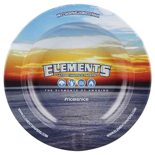 Elements Ashtray Metal Classic