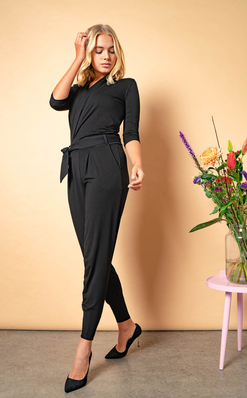 The Paul Jumpsuit - Violet
