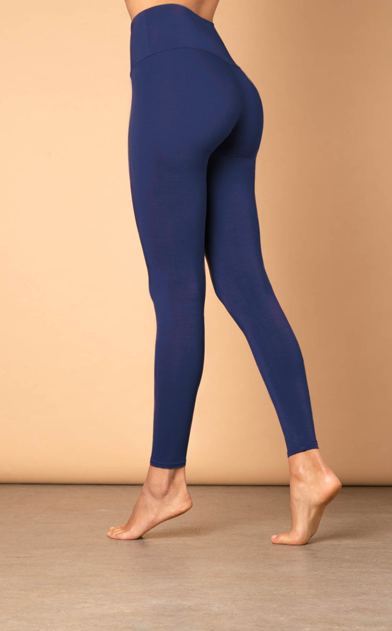 The High Waisted Leggings - Slate Grey
