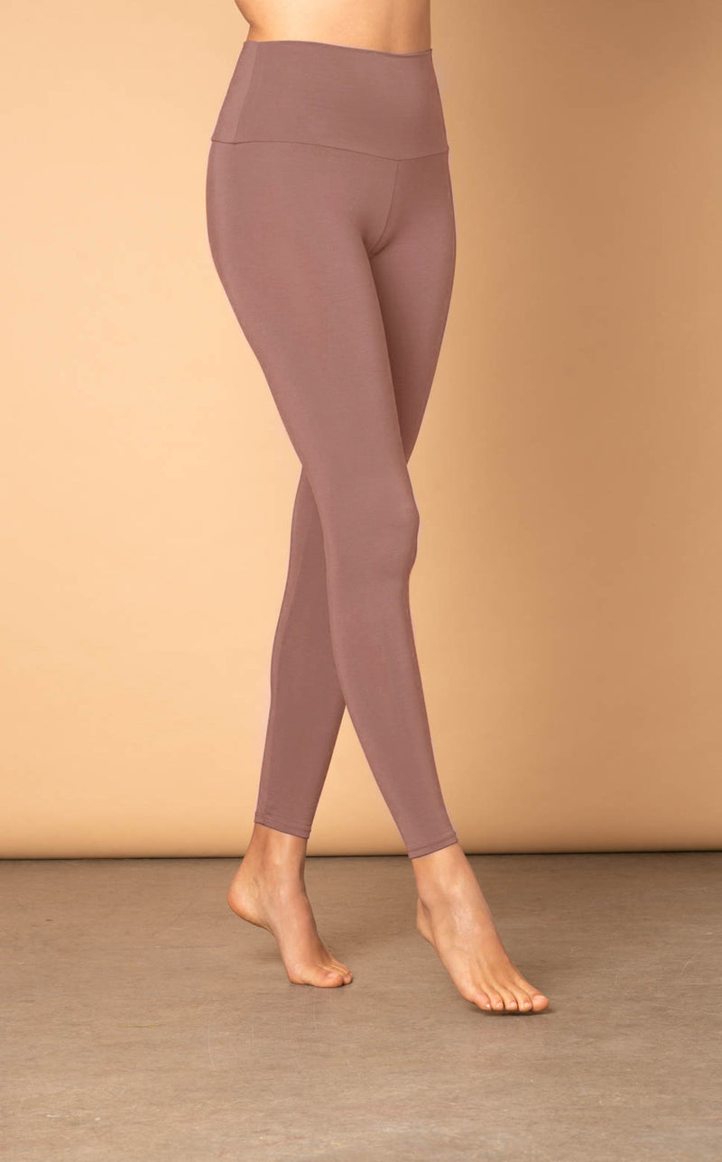 The High Waisted Leggings - Teal