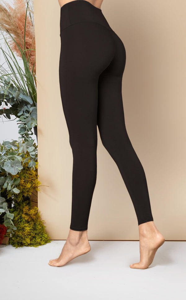 The High Waisted Leggings