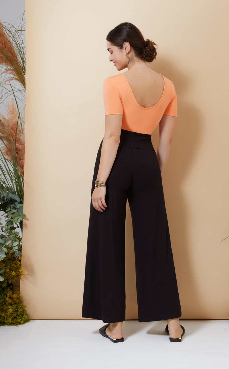 The Michelle Wide Leg Pant