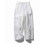 GIZA OXFORD TUCKED PANTS